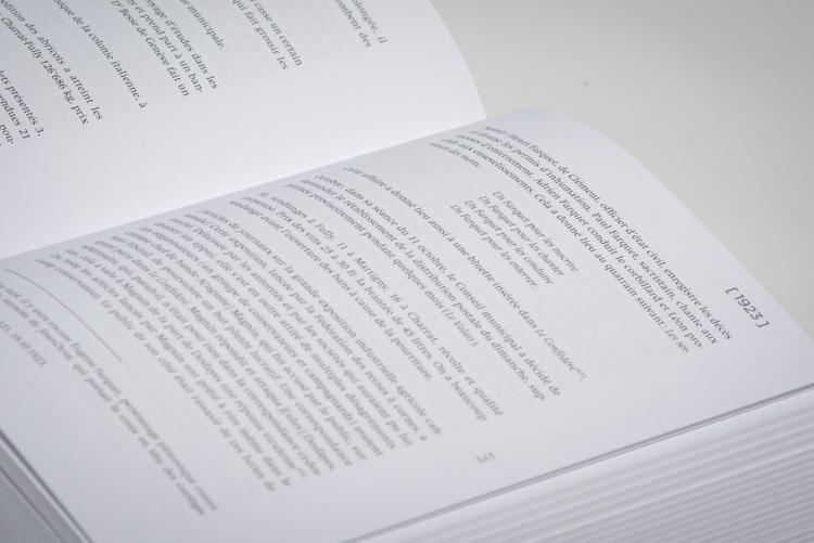 Livre «Chronique de Martigny»