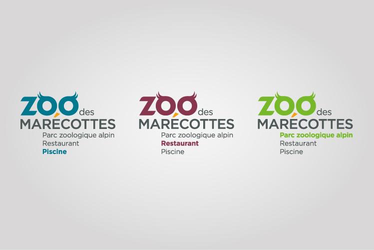 Logo «Zoo des Marécottes»